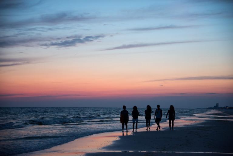 Family Beach Vacation on 30A