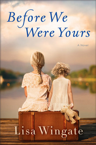 Cover page of Before We Were Yours one of the best books set in the south