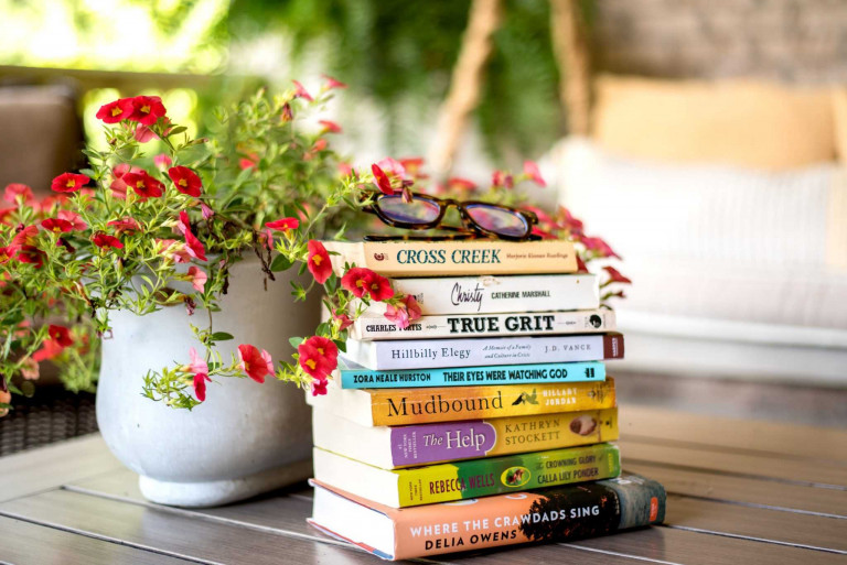 Best Contemporary Books Set in the South