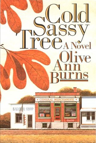 Book cover of Cold Sassy Tree.