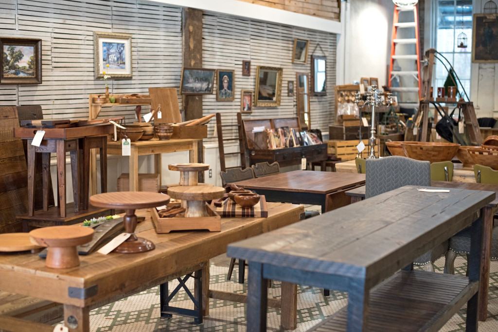 J Parker is a wonderful place to visit in Laurel Mississippi. They make new furniture with reclaimed wood. It is gorgeous furniture.