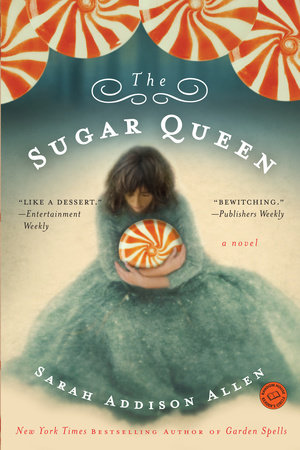 Book cover of The Sugar Queen.
