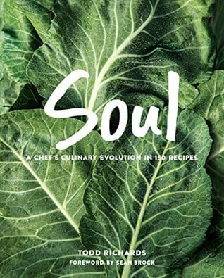 Cover of SOUL, a cookbook by Todd Richards.