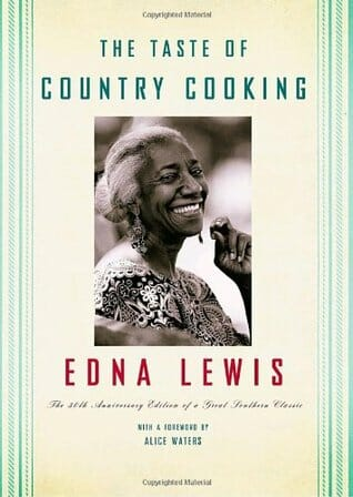 The taste of country cooking by Edna Lewis is one on the essential southern cookbooks.