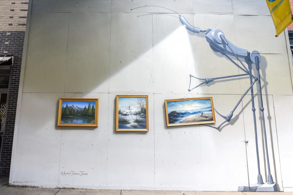 Street Gallery by Jason Jones