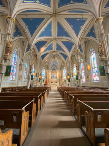St. Mary Basilica in Natchez MS
