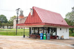 The Malt Shop. A 50's era restaurant in Natchez MS
