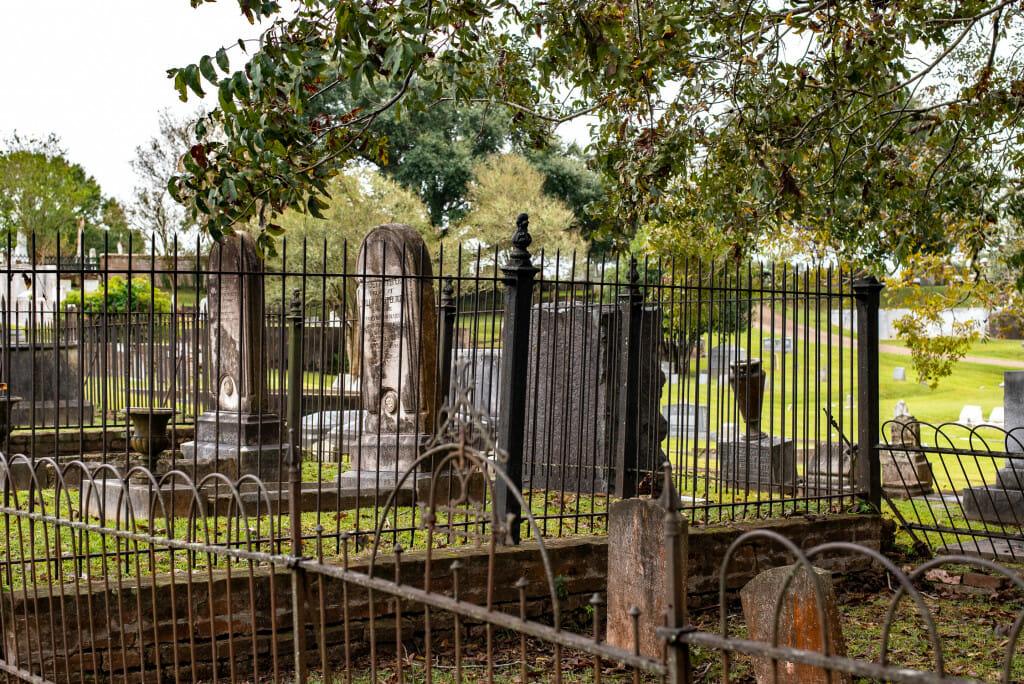 The City Cemetery