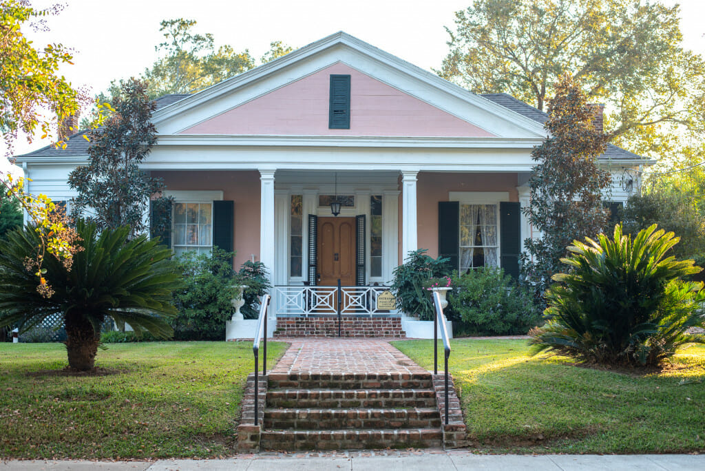 The Stone House Musical B & B in Natchez MS