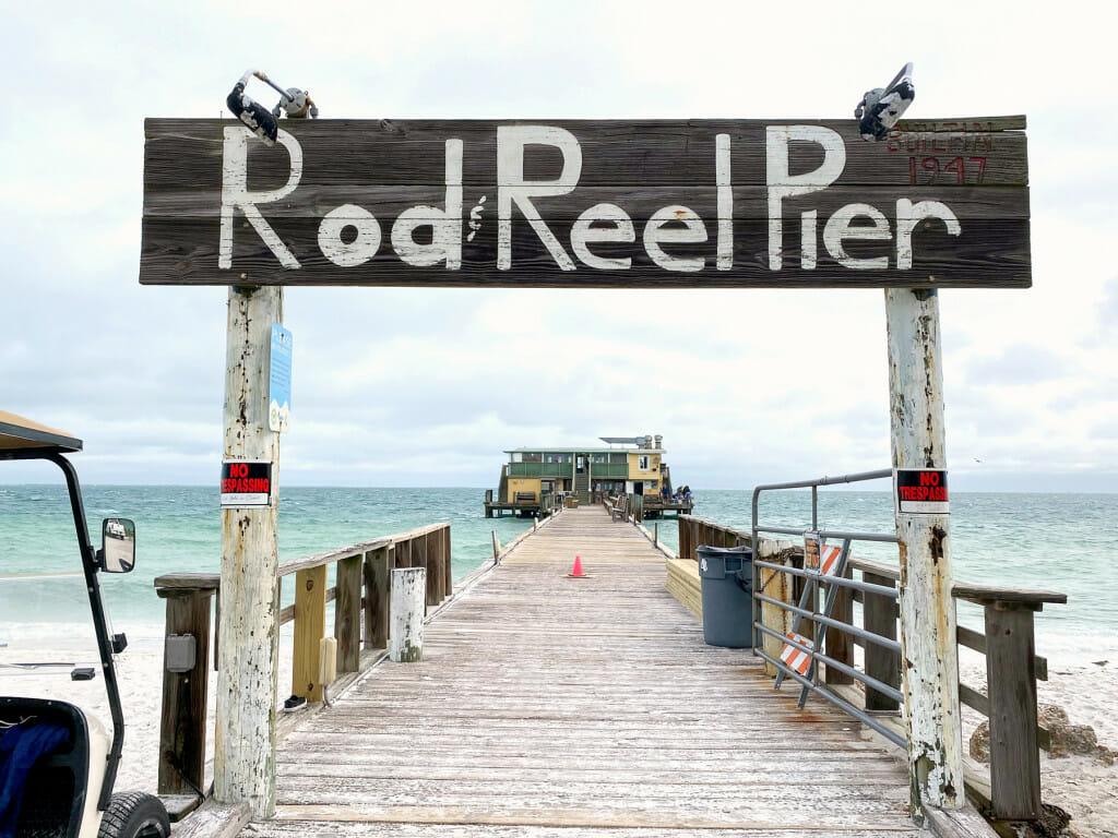 Rod and Reel Pier Restaurant