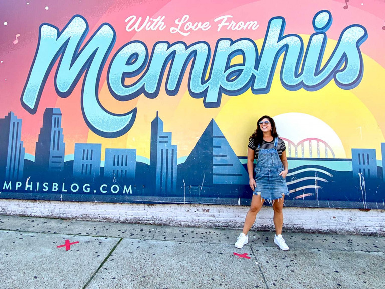 Walking in Memphis: Things to do on Beale Street in the Daytime!