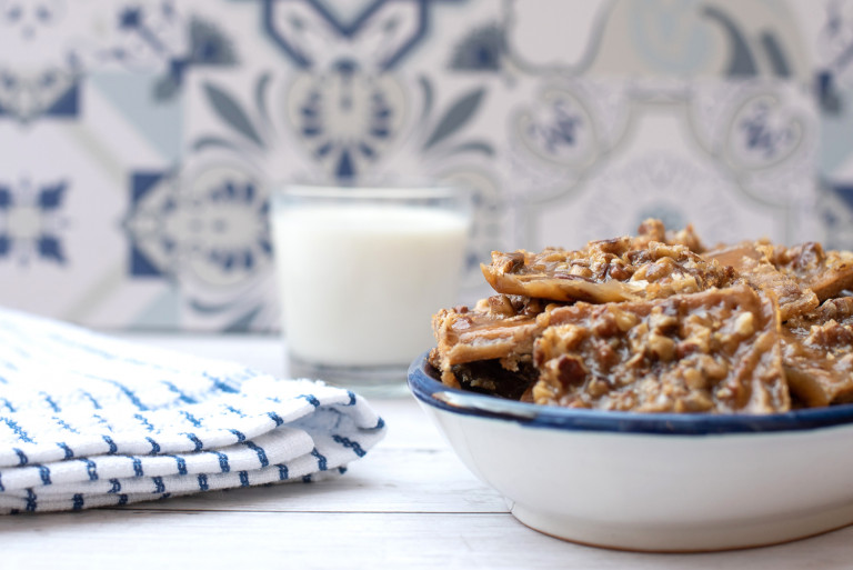 Easy Graham Cracker Praline Cookie Recipe