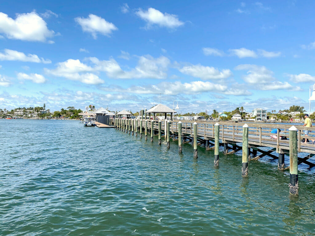 Anna Maria Island has some beautiful piers for those who love to fish or stroll.