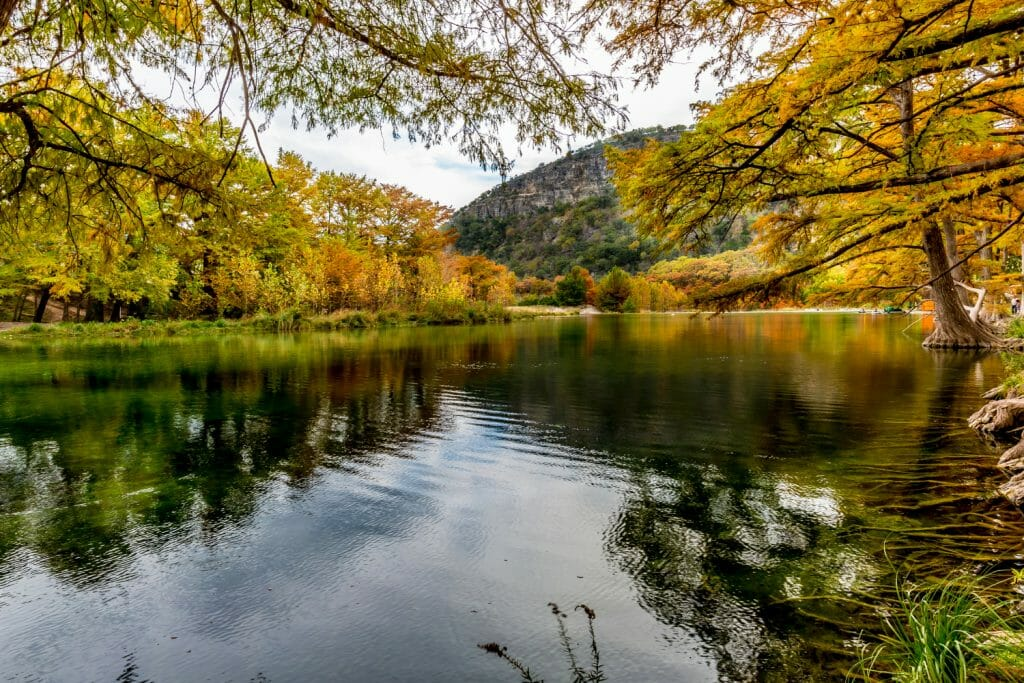 Garner state park is one of the prettiest in Texas with great swimming and tubing.