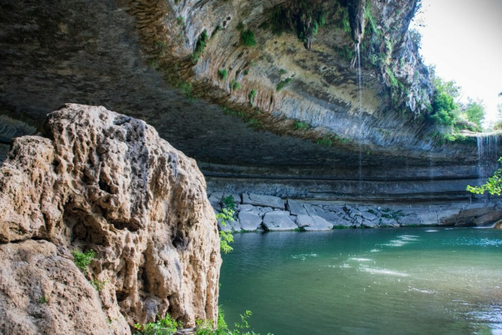 Hamilton Pool Preserve is one of the best and most unique swimming holes in Texas.