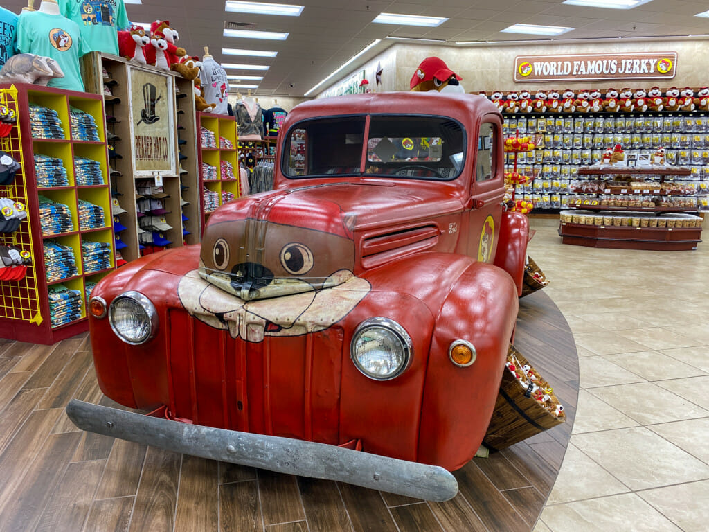 What are the best snacks at Buc-ee's