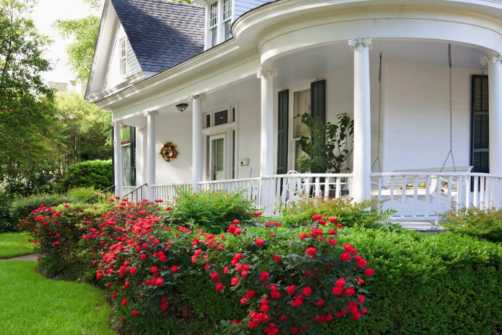 southern porch decor ideas
