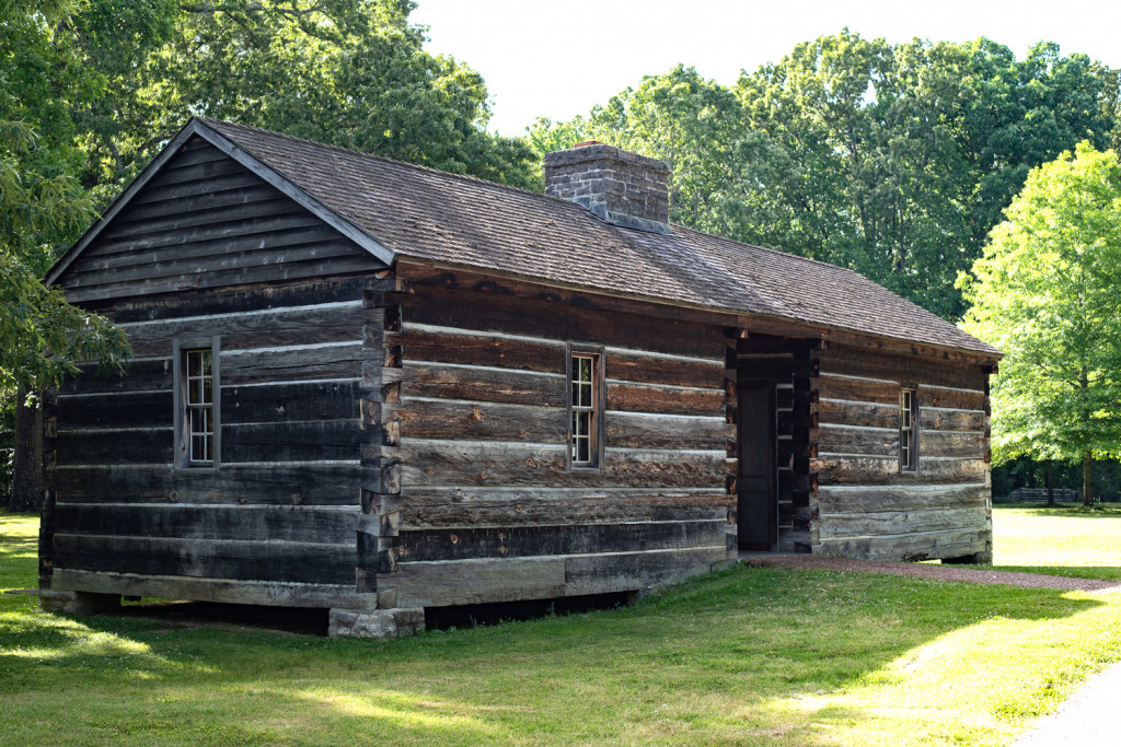 The information center at the Meriwether Lewis is open seasonally.