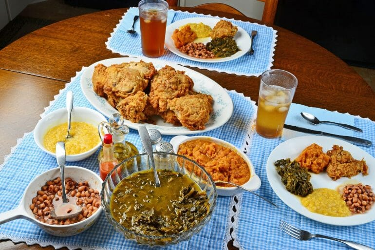 There are certain items that you must have to cook the perfect southern meal.